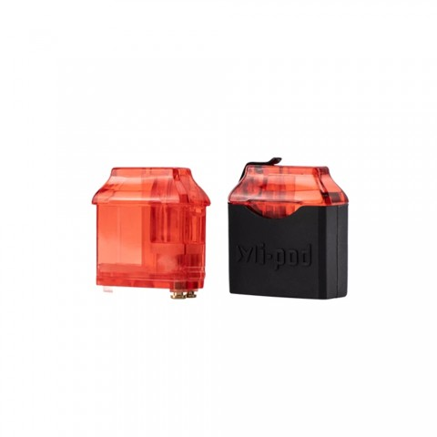 cheap Mi-pod Refillable Pod Cartridge - 2ml 2pcs/pack, Red