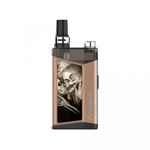 cheap Nikola Antares Pod System Kit - 1200mAh, Bronze 2ml Standard Edition