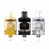 OUMIER WASP NANO MTL RTA - 2ml, Black Standard Edition-2