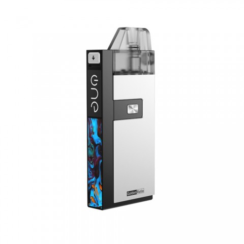 cheap Onevape Golden Ratio Pod Starter Kit - 1100mAh, Silver TPD Edition