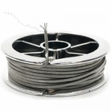 Pirate Alien V2 Kanthal A1 + 316 Wire 10ft - KA3 26GA + 316L 32GA-2