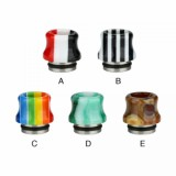 Resin Stainless Steel 810 Drip Tip 0319      - Type A-1