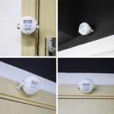 SKR-1 Welcome Infrared Sensor Doorbell, White-5