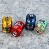 SMOK Nord 22 Glass Tube with Metal Cover - 3.5ml, 7-Color-1
