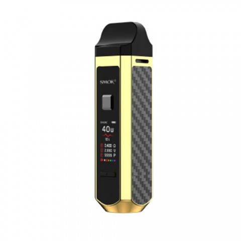 cheap SMOK RPM 40 Pod System Kit - 1500mAh, Prism Gold Standard Edition