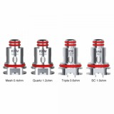 SMOK RPM 40 Replacement Coil 5 pcs/pack - Mesh 0.4ohm Standard Edition-1