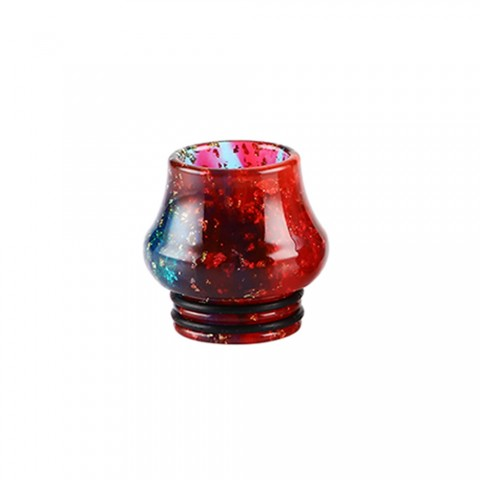 cheap Sequins Resin Bulb 810 Drip Tip 0290 - Type A