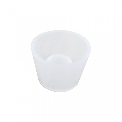 cheap Silicone Mouthpiece Round Cover 1pcs/Pack - 1pc