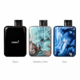 Smoant Charon Baby Pod System Kit - 750mAh, Stainless Steel-4