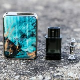 Smoant Charon Baby Pod System Kit - 750mAh, Stainless Steel-2
