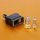 Smoant Pasito Pod Cartridge - 2ml/3ml, 3ml-5