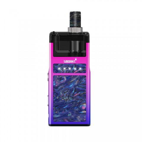 cheap Smoant Pasito Rebuildable Pod System Kit - 1100mAh, Gradient Purple Standard Edition