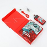 Smoant Pasito Rebuildable Pod System Kit - 1100mAh, Red TPD Edition-5