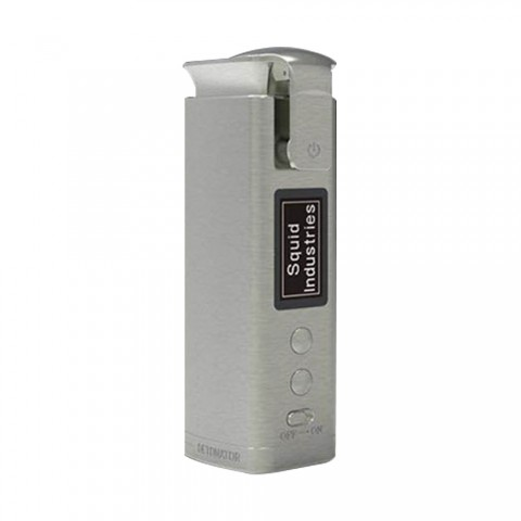 cheap Squid Industries Detonator TC MOD - Single 21700/20700, Stainless Steel Standard Edition