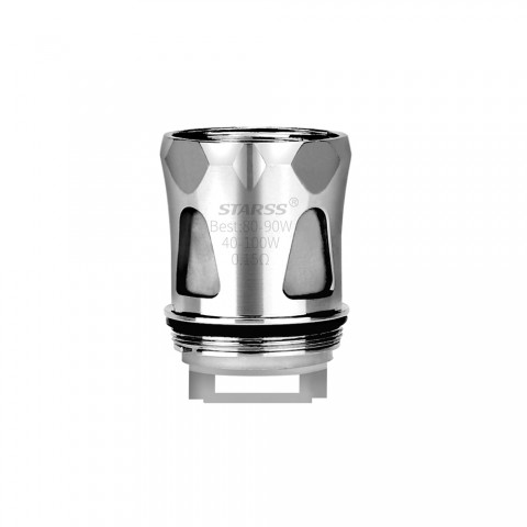 cheap Starss V12 Prince Mesh Coil for Saturn 3pcs/pack - 0.15ohm Single