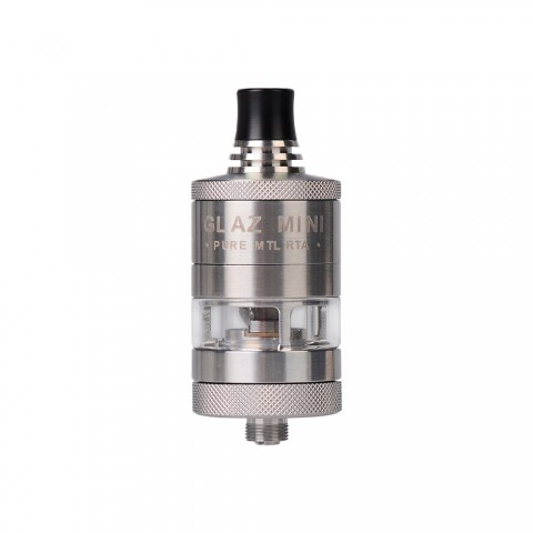 cheap Steam Crave Glaz Mini RTA - 2ml, Stainless Standard Edition