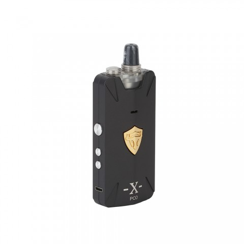 cheap THC Tauren X Pod System Kit - 1000mAh, Gun With Mesh Coil