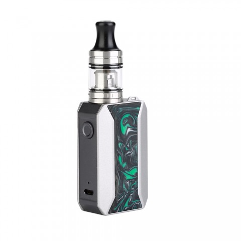 cheap VOOPOO DRAG Baby Trio Starter Kit - 1500mAh, Aurora Standard Edition