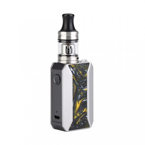 cheap VOOPOO DRAG Baby Trio Starter Kit - 1500mAh, Ceylon Yellow Standard Edition