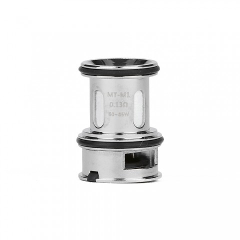 cheap VOOPOO MT Coil for Maat Tank 3pcs/pack - MT-M1 0.13ohm Standard Edition