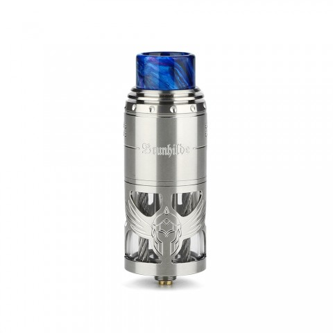 cheap Vapefly Brunhilde Top Coiler RTA Tank - 8ml/2ml, SS 8ml