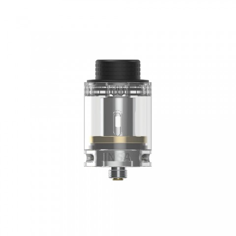 cheap [With Warnings] Vapers United Insa Disposable Sub-ohm Mesh Tank - 4ml, Clear