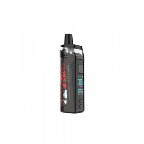 cheap Vaporesso TARGET PM80 Pod Mod System Kit - 2000mAh, Red Standard Edition
