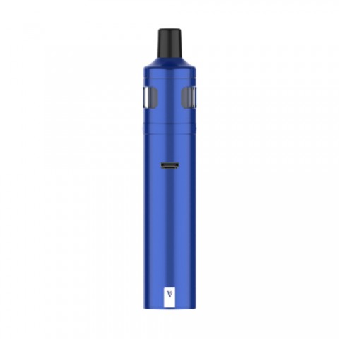 cheap Vaporesso VM Solo 22 Pen Starter Kit - 2000mAh, Blue Standard Edition