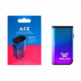 Wellon ACE Battery - 400mAh, Purple & Blue Standard Edition-3