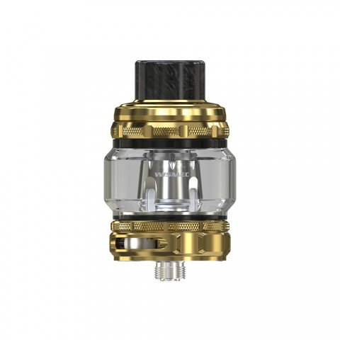 cheap Wismec Trough Tank - 2ml/4.9ml/6.5ml , Gold 6.5ml without Child Lock