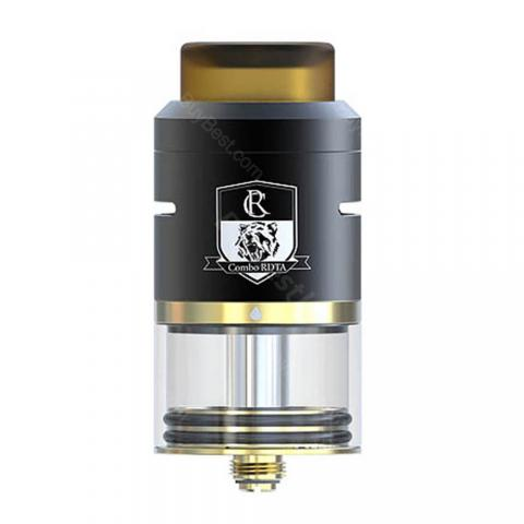 cheap IJOY COMBO RDTA 2 Tank Atomizer - 6.5ml, Black