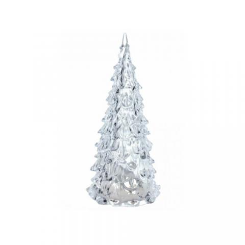 cheap G&T LED Mini Crystal Christmas Tree - White