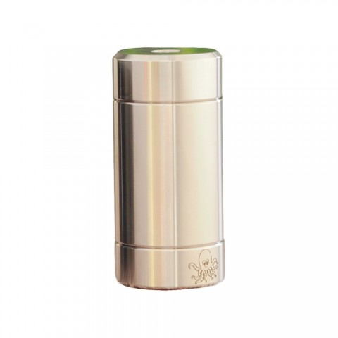 cheap Cthulhu Tube Mod Supports 22mm and 24mm Atomizer - SS