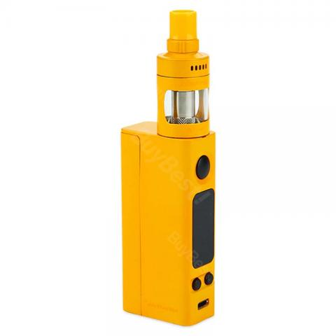 cheap 75W Joyetech eVic VTwo Mini Kit with CUBIS Pro Tank - Orange