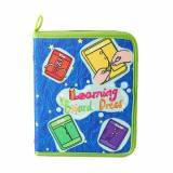 best Enjoybay Baby Montessori Cloth Book
