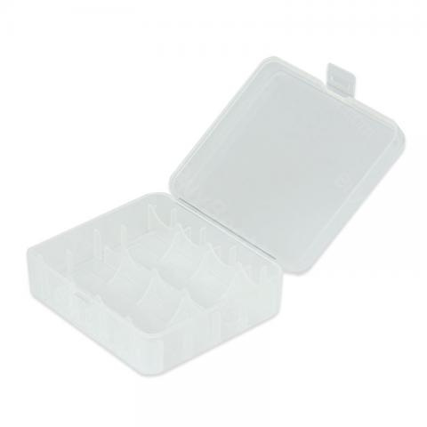 Plastic 18650/26650 Battery Storage Case