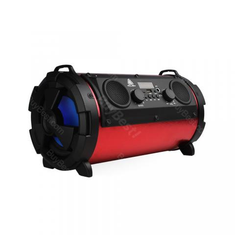 cheap Outdoor Portable Bluetooth Speaker with 2 Horns