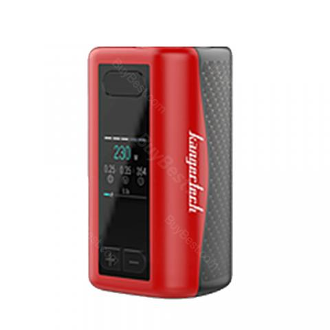 cheap 230W Kangertech IKEN TC MOD - 5100mAh, Red