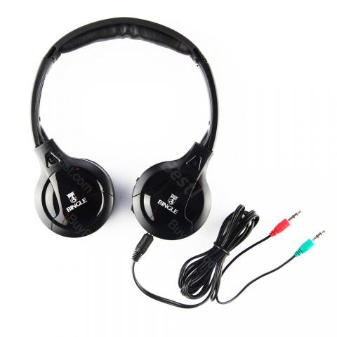 cheap Bingle B616 Bluetooth Headphone - Black