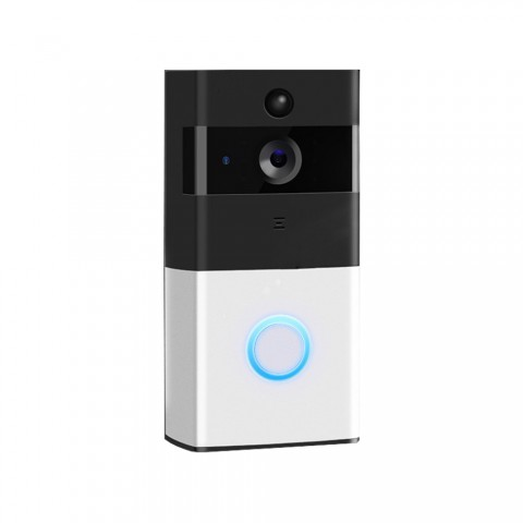 cheap Smart WIFI Video Doorbell - US plug