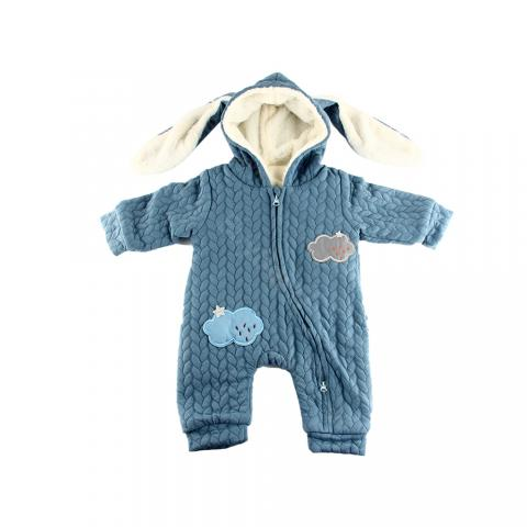 cheap Baby Winter Bodysuits Jumpsuit Cotton