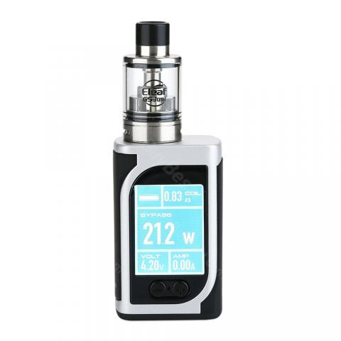 cheap 50W Eleaf iStick Kiya with GS Juni TC Kit - 1600mAh, Silver