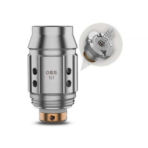 cheap OBS Cube mini Replacement Coil 5pcs/pack - 1.2ohm