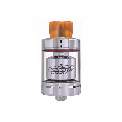 cheap Oumier BOMBUS RTA - 2ml, Silver 3.5ml