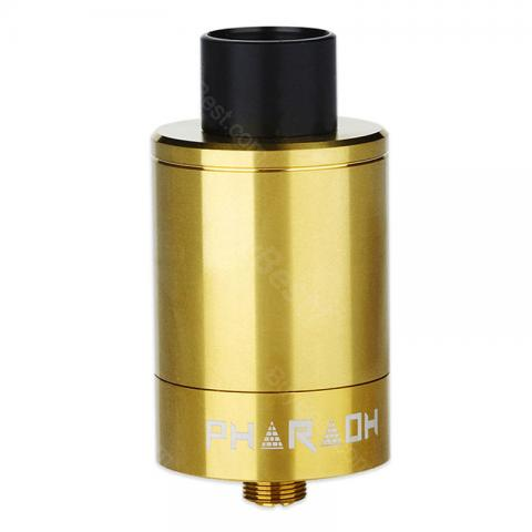 cheap Digiflavor Pharaoh 25 Dripper Tank - 2ml, Gold