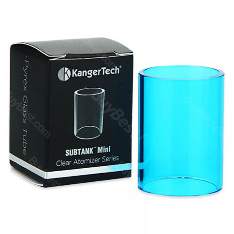 cheap Kangertech Subtank Mini Glass Tube - 4.5ml, Blue