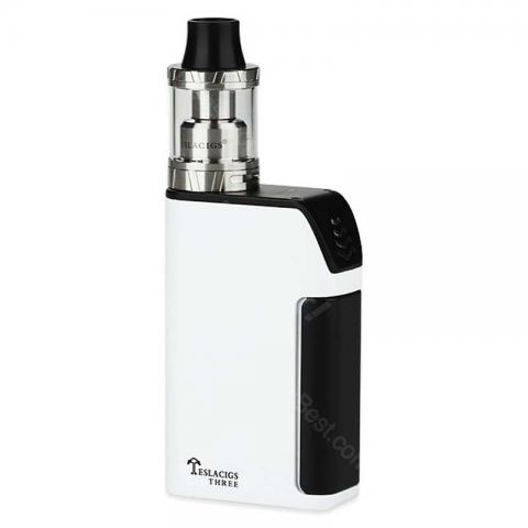 150W Tesla Teslacigs Three Kit 5000mAh with Carrate 24 RTA