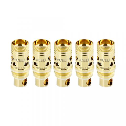 cheap Vaporesso Ceramic CCELL Replacement Coil 5pcs/pack - 0.9ohm
