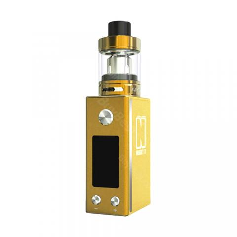 cheap 50W Artery Nugget X Kit 2000mAh with AT22 Tank - Gold