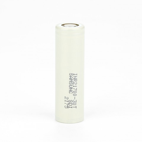 SAMSUNG INR21700-30T 35A High-drain Li-ion Battery - 3000mAh